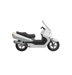 maxi scooter vector image