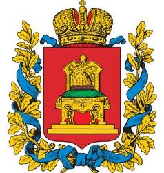 Tver Oblast vector image vector image