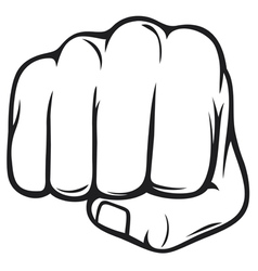 Fist Punch Vector Images Over 7 500