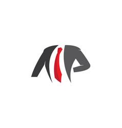 Clothing logo template icon vector