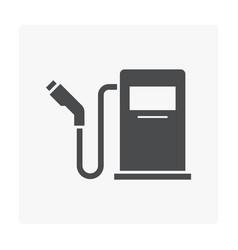 Fuel nozzle icon vector