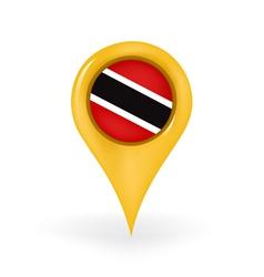 Location Trinidad and Tobago vector