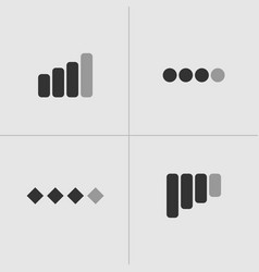 network - icons network icons in flat style for vector image