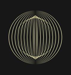 Sacred geometry 0195 vector