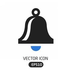 FlatIconBell vector image