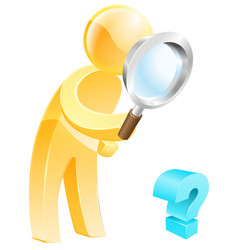 Looking for answer concept vector
