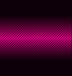 Pink line abstract background with dark gradient vector