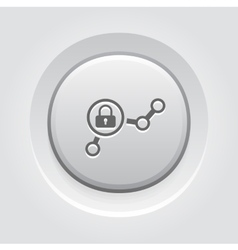Security Checkpoint Icon vector