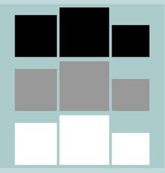 Winners pedestal black grey white icon vector
