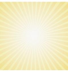 Sun light background vector