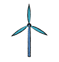Wind turbine tower energy recycle design vector
