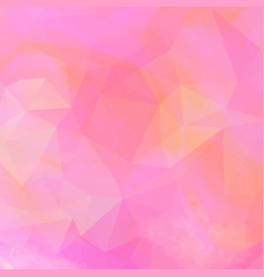 Abstract geometric wallpaper polygonal mosaic vector