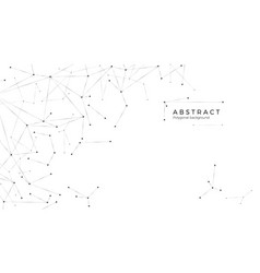 graphic modeling internet or global network vector image