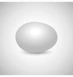 Icon egg vector