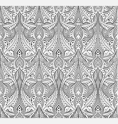 Islamic motif background vector