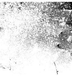 Grunge texture grain vector image