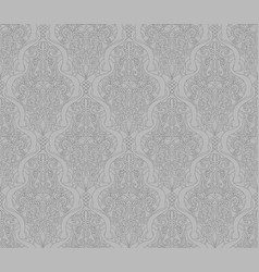 abstract seamless arabic pattern vector image