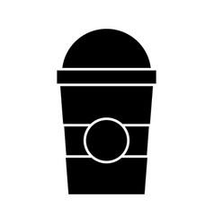 Coffee cug icon vector