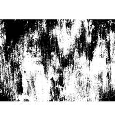 Grunge brush texture grain vector image