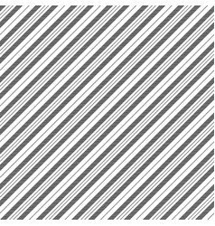 black white classic striped pattern vector image