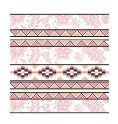 ethnic vector image