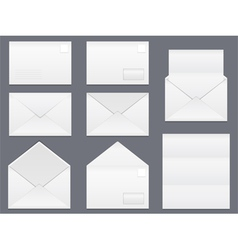 Envelopes vector image vector image