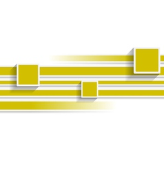 Bright abstract tech vector image