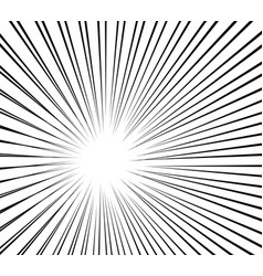 radial motion lines background texture abstract vector image