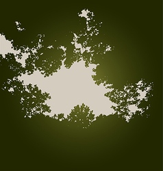 Tree Hole vector image