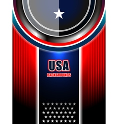 american modern backgrounds template vector image vector image