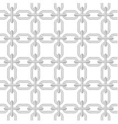 net of chain in light design vector image vector image