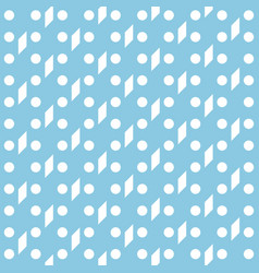 abstract background pattern with dots vector image