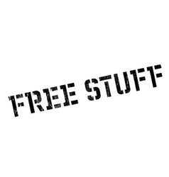 Free stuff stamp vector