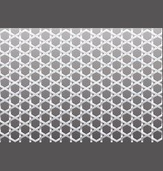 Iron net background vector
