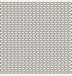 vertical seamless pattern geometric texture vector image