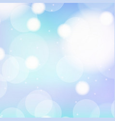 Background template design with bright lights vector
