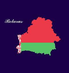 Belarus country vector