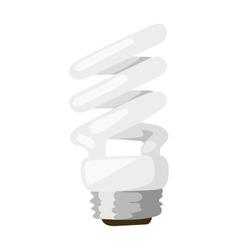 Saving bulbs vector image