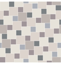 pastel light tiles seamless pattern vector image