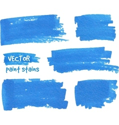 Spot paint drawn felt pen vector