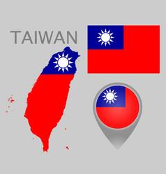 Taiwan vector