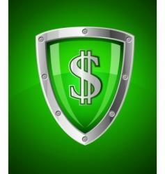 financial security vector image