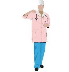 Al 0336 nurse 02 vector