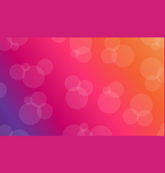 Art of colorful light abstract background vector