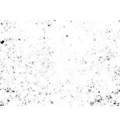 Grunge texture sketch black white vector image
