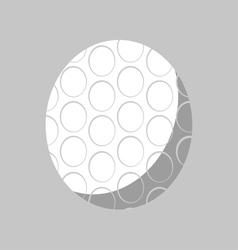Golf Icon Symbol Logo Stock vector