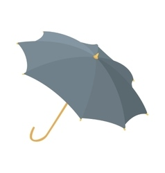 Umbrella icon cartoon style vector image