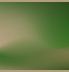 Green gradient vector