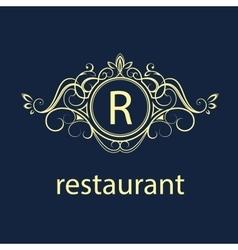 Vintage Emblem Template vector image