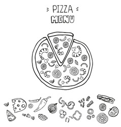 PizzaItaliana7 vector